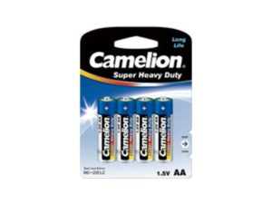 Batterien Camelion Super Heavy Duty blau