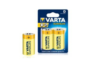 Batterien Varta Superlife