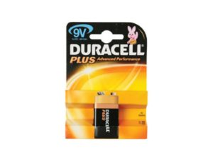 Batterien Duracell Plus Block 9V LR61-MN1604