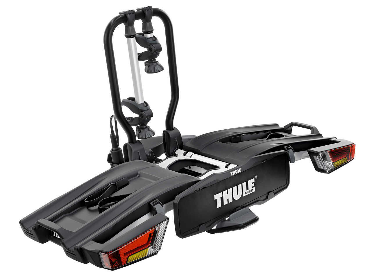 hecktr ger thule 933 easyfold xt bike4family. Black Bedroom Furniture Sets. Home Design Ideas